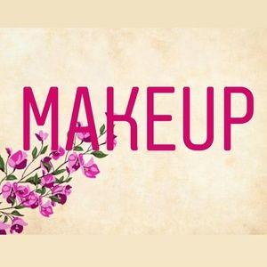 Makeup is below
